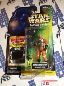 Star Wars: The Power of the Force Biggs Darklighter Action Figure (1997) [1228]
