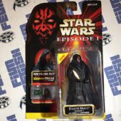 Star Wars: Episode I – The Phantom Menace Darth Maul CommTech Chip Action Figure (1999) [1205]