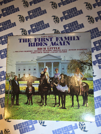 The First Family Rides Again Comedy Album Vinyl Edition (1981)
