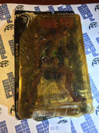 McFarlane Toys The Fly Feature Film Figures – Jeff Goldblum as Seth Brundle Fly Action Figure (1986) [212]