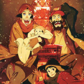 Visionary anime Tokyo Godfathers select U.S. revival screenings to include new restoration