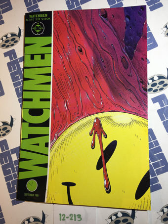 DC Comics Alan Moore's Watchmen Number 1 First Printing (September 1986) [12213]