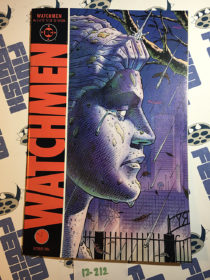 DC Comics Alan Moore's Watchmen Number 2 First Printing (October 1986) [12212]
