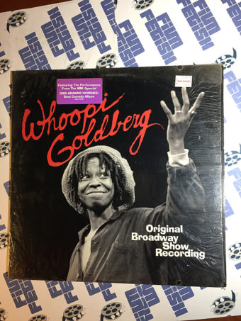 Whoopi Goldberg Original Broadway Show Recording (1985)