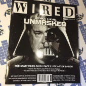 Wired Magazine, George Lucas Unmasked (May 2005) 12131