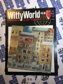 Witty World Magazine Issue Number 8 (Autumn 1989) [12111]