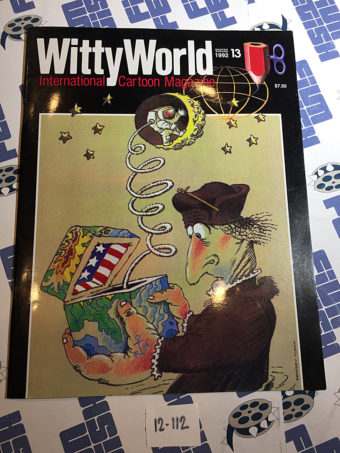Witty World Magazine Issue Number 13 (Spring 1992) [12112]