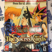 Yu-Gi-Oh The Sacred Cards Prima Games Official Strategy Guide (November 2003) [12130]