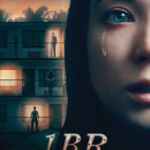 Poster and trailer for horror 1BR