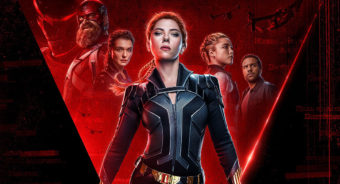 New poster and final trailer for Marvel Studios' Black Widow