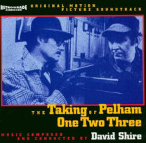 The Taking of Pelham One Two Three (1974) Original Motion Picture Soundtrack CD Music by David Shire
