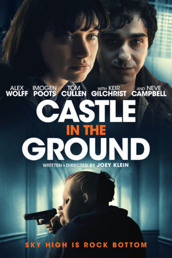 Trailer and poster for drug drama Castle in the Ground