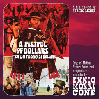 A Fistful of Dollars Original Soundtrack RSD 10″ Vinyl by Ennio Morricone