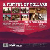 A Fistful of Dollars Original Soundtrack RSD 10″ Vinyl by Ennio Morricone