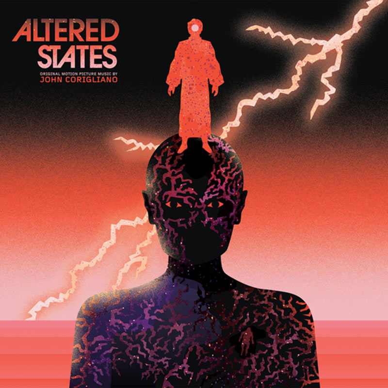 Altered States 1980 Original Soundtrack Limited Vinyl Deluxe Edition