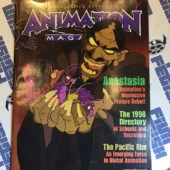 Animation Magazine December 1997 Anastasia, School Directory, The Pacific Rim [12109]