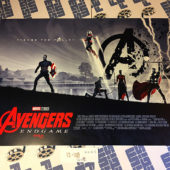 Avengers: Endgame 15×11 inch Promotional IMAX Poster