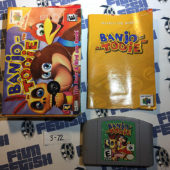 Banjo Tooie Nintendo N64 with Instruction Booklet and Box [372]