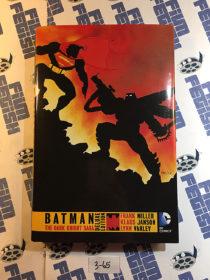 Batman: The Dark Knight Saga Deluxe Hardcover Edition (2015)