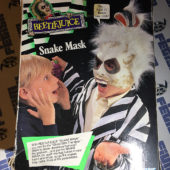 Beetlejuice Snake Mask by Kenner No. 30180 (1990)
