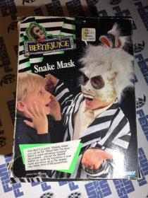 Beetlejuice Snake Mask by Kenner No. 30180 (1990)