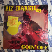 Goin' Off by Biz Markie, Cool V and Marley Marl Original Vinyl Edition (1988)