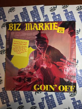 Goin' Off by Biz Markie, Cool V and Marley Marl Original Vinyl Edition (1988)
