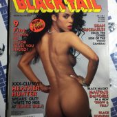 Black Tail Magazine (Vol. 4, No. 3) Heather Hunter, Sean Michaels