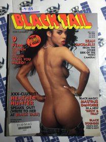 Black Tail Magazine (Vol. 4, No. 3) Heather Hunter, Sean Michaels