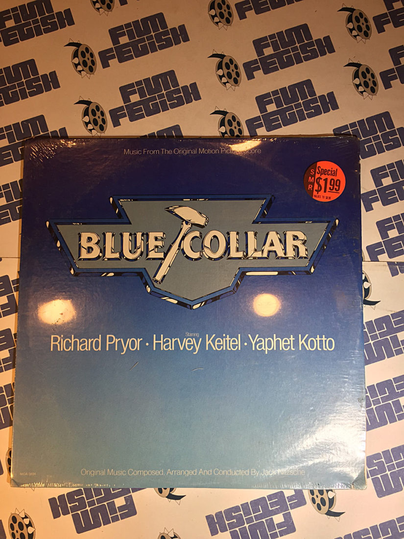 Blue Collar Music From the Motion Picture Soundtrack Vinyl Edition (1978)