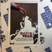 Brick Talk Promotional Brochure for Brick by Rian Johnson (2006)