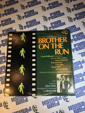 Brother on the Run Original Movie Soundtrack (1973)