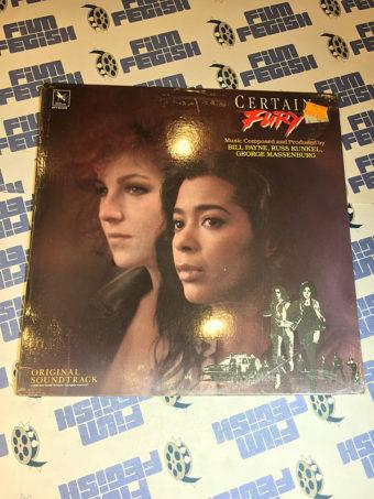 Certain Fury Original Movie Soundtrack (1985)