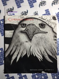 Contact Sheet Magazine/Exhibition Catalogue No. 73 (2003) After 9/11 Photography Show [9212]