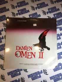 Damien Omen II Original Soundtrack Album Vinyl Edition (1978) Composed by Jerry Goldsmith