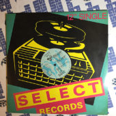 De La Soul: Buddy, Ghetto Thang – Tommy Boy Music Select Records 12 Inch Maxi-Single