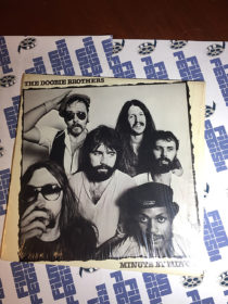 Minute by Minute by The Doobie Brothers Vinyl Edition (1978)
