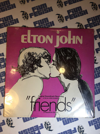 Friends Original Soundtrack Recording by Elton John (1971) Vinyl Edition