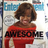 Entertainment Weekly Magazine (Feb. 27, 2015) Viola Davis, The Island of Dr. Moreau [9117]