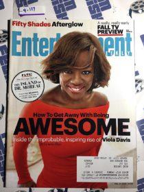 Entertainment Weekly Magazine (Feb. 27, 2015) Viola Davis, The Island of Dr. Moreau [9117]