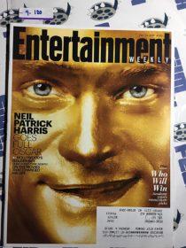 Entertainment Weekly Magazine (Feb. 20, 2015) Neil Patrick Harris, The Academy Awards [9120]