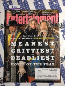 Entertainment Weekly Magazine (May 15, 2015) The Hateful Eight, Samuel L. Jackson, Jennifer Jason Leigh, Kurt Russell [9123]