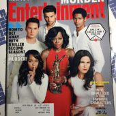 Entertainment Weekly Magazine (Sept. 11, 2015) Viola Davis, Matt McGorry [9154]