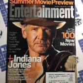 Entertainment Weekly Magazine (April 25-May 2, 2008) Harrison Ford, Summer Movie Preview [9201]