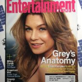 Entertainment Weekly Magazine (May 9, 2008) Ellen Pompeo, Miley Cyrus [9202]
