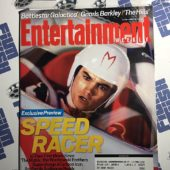 Entertainment Weekly Magazine (April 4, 2008) Speed Racer Preview [9203]