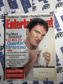 Entertainment Weekly Magazine (April 16, 2004) Quentin Tarantino, Kill Bill 2 [9215]