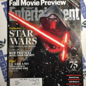 Entertainment Weekly Magazine (Aug 21-28, 2015) Star Wars: The Force Awakens [9218]