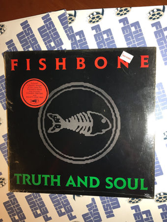 Truth and Soul by Fishbone Vinyl Edition (1988) Columbia Records