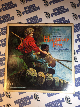 Huckleberry Finn Musical Adaptation Original Motion Picture Soundtrack Vinyl Edition (1974)